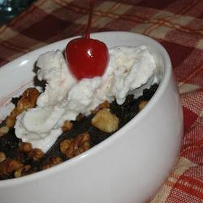 Black Forest Dump Cake II