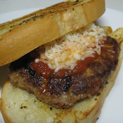 Italian Patty Melts