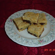 All Recipes White Chocolate Blondies