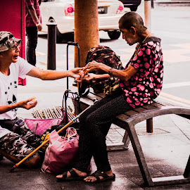 Helping hands by JethroLlarenas Abagao - People Street & Candids ( help, poor, loving, giving, mercy,  )