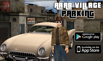 Screenshot of Arab Village Parking King 3D