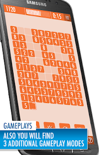 10 Seeds: Numbers puzzle game - screenshot