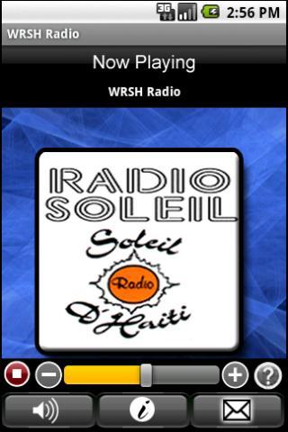 WRSH Radio