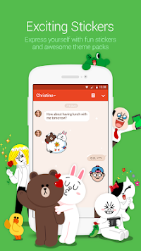 LINE: Free Calls & Messages APK screenshot thumbnail 3