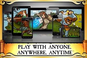 Screenshot of Pocket Legends