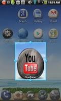 Screenshot of MXHome Launcher 3.1.8