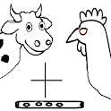 Easy Cow and Chicken Whistle icon