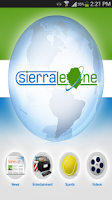 Screenshot of Sierra Leone News | Africa