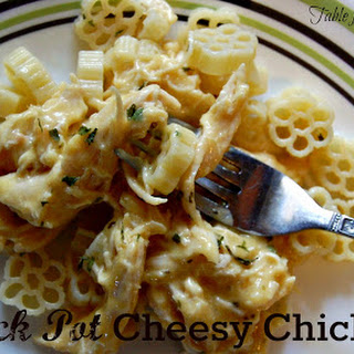 Cheesy Chicken Crock Pot Recipes