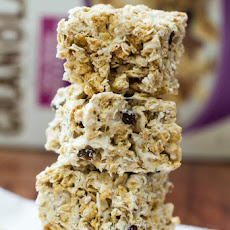 Easy Granola Snack Bars with Quaker Cereal