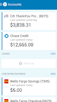 Screenshot of ReadyForZero: Pay Off Debt