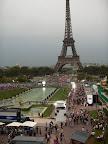 Torre Eiffel desde el Trocadero