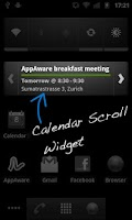 Screenshot of Calendar Widget - Lite