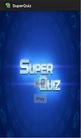 Screenshot of Preguntados SuperQuiz Cartoon