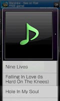 Screenshot of 3D Music Player - Lite