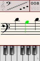 Screenshot of Score-Trainer Sight Read