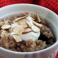 Quinoa and Barley Breakfast Porridge