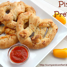 Pillsbury Pizza Pretzels (Throwback Thursday Series)