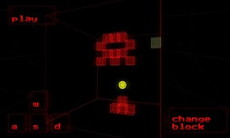 Screenshot of qb - 3d puzzle game