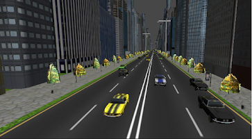 Screenshot of Motorcycle Simulator