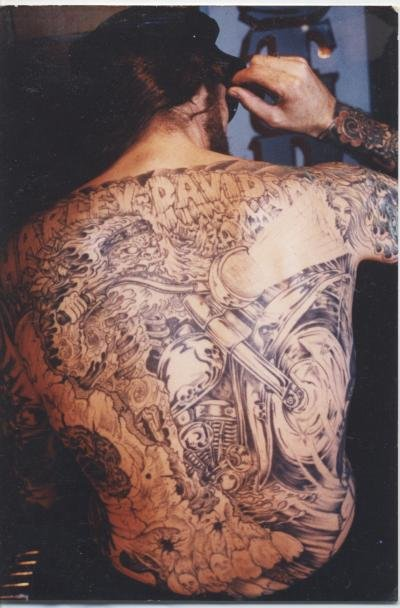 Hip Tattoos For Guys. Image