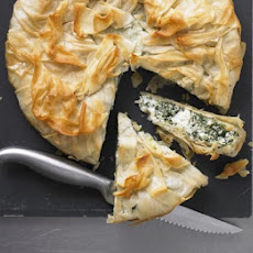Spinach & Ricotta Pie