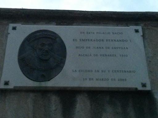Placa Fernando I