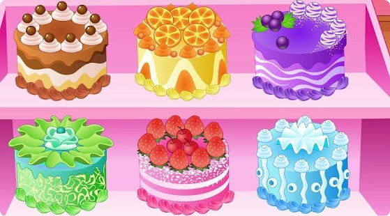 Game cake cooking challenge games apk for windows phone for Decor y8