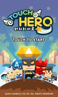 Screenshot of Touch Hero