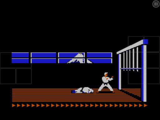 Karateka Classic - screenshot