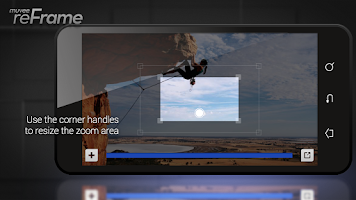 Screenshot of ReFrame - Free Video Crop App