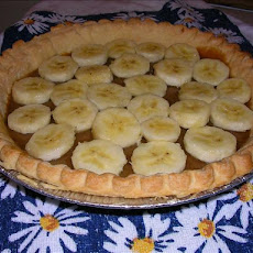 Banana Caramel Pie
