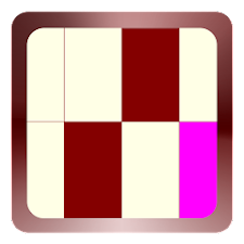 Maroon Ivory Rectangle Bout