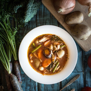 Chicken Minestrone