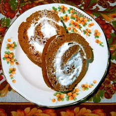 Diabetic Pumpkin Roll
