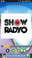 Screenshot of Cep Radyo