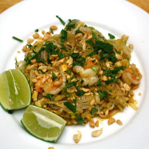 Green Papaya Pad Thai
