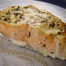 Baked Salmon Delight