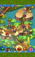 Screenshot of Corn Quest