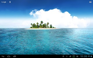 Screenshot of Island HD lite