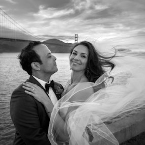 by Michael Keel - Wedding Bride & Groom (  )