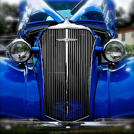 Wishin' I Had The Blues by Wally VanSlyke - Transportation Automobiles