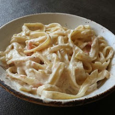 Habanero Pepper Cream Pasta