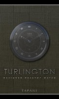 Screenshot of TURLINGTON Alarm Clock Widget