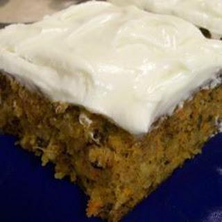 Carrot Cake Glaze Recipes