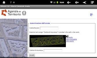 Screenshot of iVisura