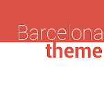 Summer in Barcelona theme CM11 APK Image