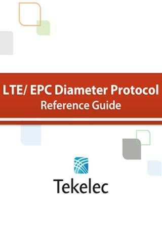 Diameter LTE Reference Guide