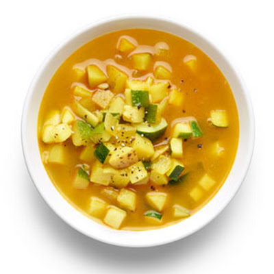Hearty Zucchini Soup