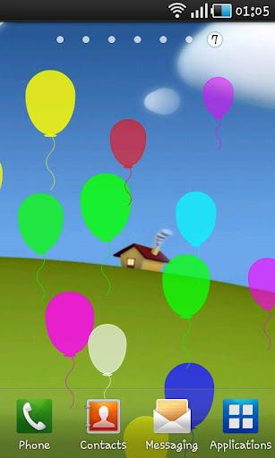 Refreshing Balloons